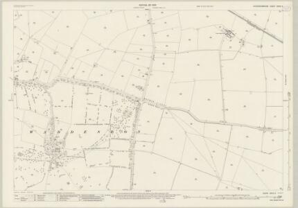 Buckinghamshire XXVIII.5 (includes: Waddesdon) - 25 Inch Map
