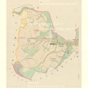 Mühlbach - c6004-5-001 - Kaiserpflichtexemplar der Landkarten des stabilen Katasters