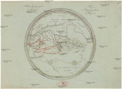 Aelteste Geographie der Griechen, nach dem Homer und Hesiodus