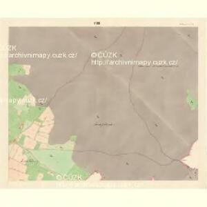 Dittersdorf (Getrzichow) - m0441-1-007 - Kaiserpflichtexemplar der Landkarten des stabilen Katasters