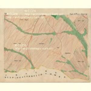 Zlabings - m2780-1-016 - Kaiserpflichtexemplar der Landkarten des stabilen Katasters