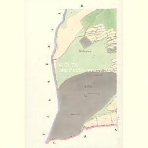 Heiligenkreuz (Swaty Krziž) - c8233-1-003 - Kaiserpflichtexemplar der Landkarten des stabilen Katasters