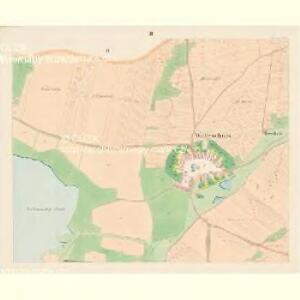 Wolleschnik - c5451-1-003 - Kaiserpflichtexemplar der Landkarten des stabilen Katasters