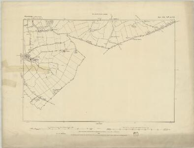 Warwickshire LVII.NE - OS Six-Inch Map