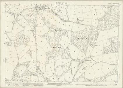 Sussex XLIV.5 (includes: Ewhurst; Sedlescombe; Whatlington) - 25 Inch Map