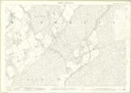 Inverness-shire - Mainland, Sheet  011.06 - 25 Inch Map