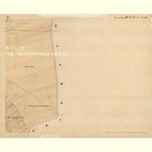 Probitz - m2405-1-007 - Kaiserpflichtexemplar der Landkarten des stabilen Katasters