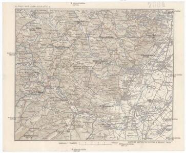 Freytag & Berndt's Ausflugskarte