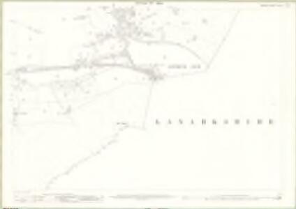 Ayrshire, Sheet  031.03 - 25 Inch Map