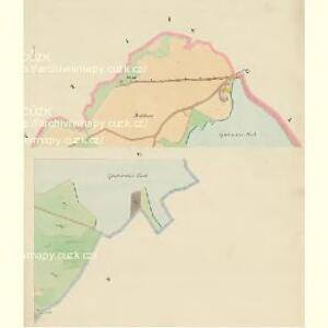 Domanin - c1424-1-001 - Kaiserpflichtexemplar der Landkarten des stabilen Katasters