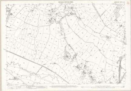 Derbyshire XLIV.8 (includes: Duffield; Hazlewood; Milford; Windley) - 25 Inch Map