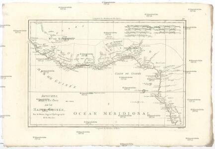 Royaumes, estats et pays de la Haute Guinée