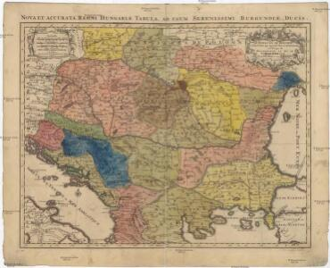 Le royaume de Hongrie et les estats qui ont esté vnis a sa couronne