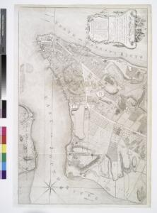 To His Excellency Sr. Henry Moore, Bart., captain general and governour in chief in & over the province of New York & the territories depending thereon in America, chancellor & vice admiral of the same, this plan of the city of New York is mo