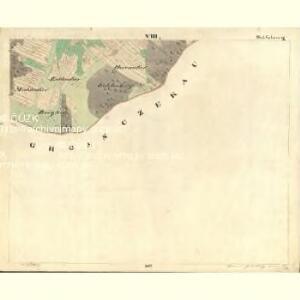 Saborz - c9010-1-008 - Kaiserpflichtexemplar der Landkarten des stabilen Katasters