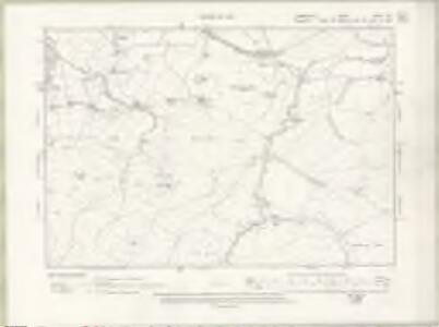 Lanarkshire Sheet XXXV.NE - OS 6 Inch map