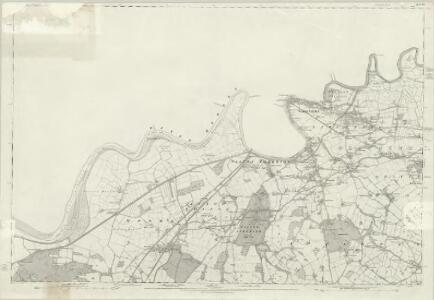 Cheshire XIII - OS Six-Inch Map