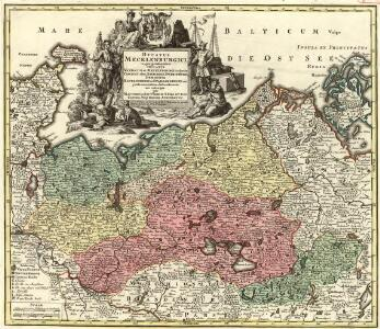 Ducatus Mecklenburgici