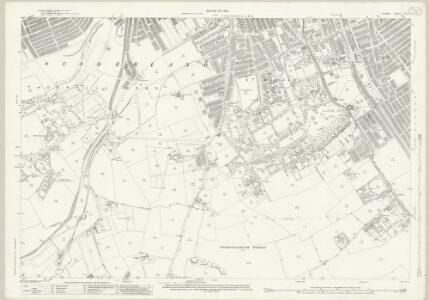 Durham XIV.2 (includes: Sunderland) - 25 Inch Map