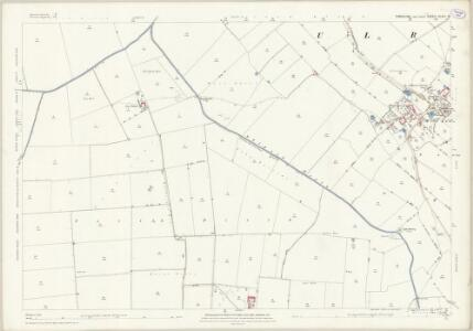 Yorkshire CLXIII.13 (includes: Beeford; Skipsea; Ulrome) - 25 Inch Map