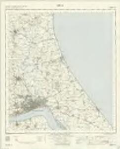 Hull - OS One-Inch Map