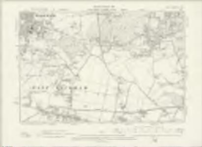 Kent II.SE - OS Six-Inch Map