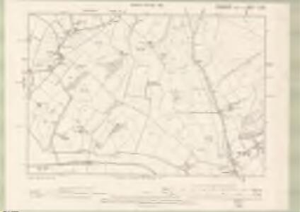 Peebles-shire Sheet XI.SE - OS 6 Inch map