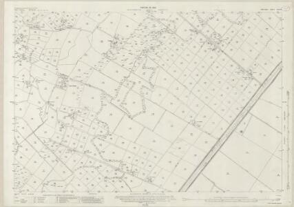 Anglesey XVIII.14 (includes: Llangaffo; Llangristiolus; Trefdraeth) - 25 Inch Map