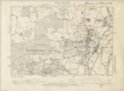 Essex XL.SW - OS Six-Inch Map