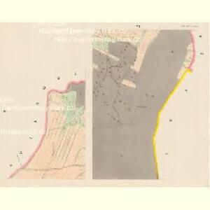 Hrobschitz (Robssicz) - c6486-1-005 - Kaiserpflichtexemplar der Landkarten des stabilen Katasters