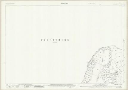 Shropshire VI.6 (includes: Ellesmere Rural; Overton; Penley) - 25 Inch Map