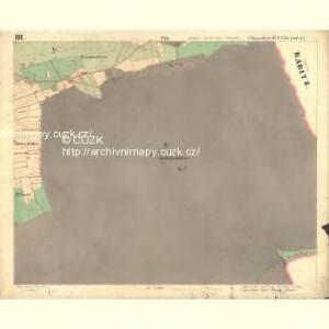 Passeken - c5642-1-004 - Kaiserpflichtexemplar der Landkarten des stabilen Katasters