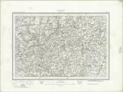Haslemere (Outline) - OS One-Inch Revised New Series