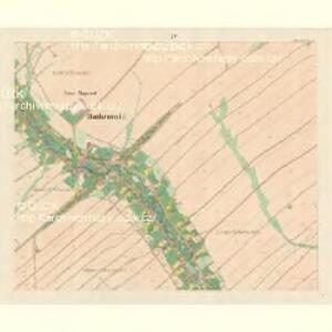 Bothenwald (Butowice) - m0304-1-004 - Kaiserpflichtexemplar der Landkarten des stabilen Katasters