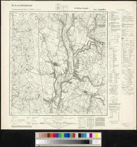 Messtischblatt 294 : Laugallen, 1940 Laugallen
