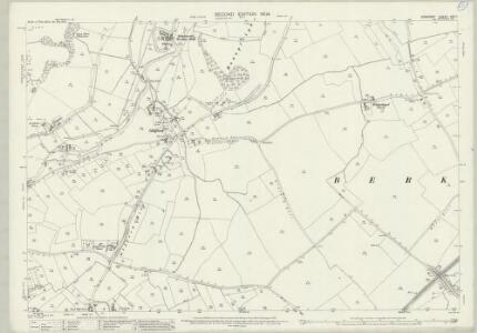 Somerset XXX.11 (includes: Beckington; Berkley; Frome; Lullington; Selwood) - 25 Inch Map
