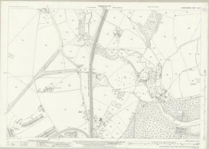 Hertfordshire XXXV.3 (includes: Bishops Hatfield) - 25 Inch Map