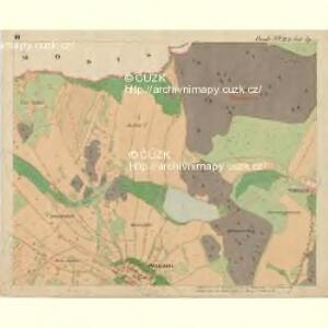 Stoitzen - m2885-1-003 - Kaiserpflichtexemplar der Landkarten des stabilen Katasters