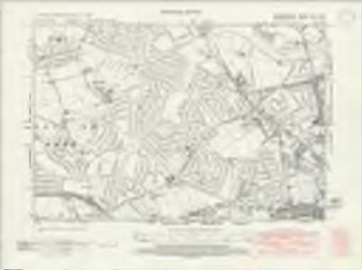 Staffordshire LXIX.NW - OS Six-Inch Map