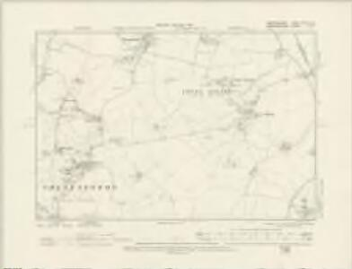 Bedfordshire XXVI.NE - OS Six-Inch Map