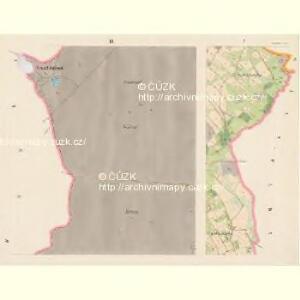 Schönborn - c7497-2-003 - Kaiserpflichtexemplar der Landkarten des stabilen Katasters