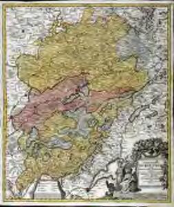 Comitatûs Burgundiæ tam in primarias ejus præfecturas quam in minores earundem balliviat[us]