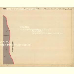 Eisenstein Dorf - c7755-2-013 - Kaiserpflichtexemplar der Landkarten des stabilen Katasters