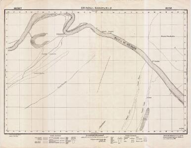 Lambert-Cholesky sheet 6050 (Grindul Sărăturile)