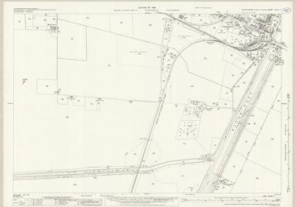 Lincolnshire CXLIV.7 (includes: Central Wingland; Sutton Bridge; Tydd St Mary) - 25 Inch Map
