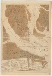 Charts of the coast and harbors of New England : from surveys taken by Saml. Holland Esqr. Survr. Genr. of Lands for the Northern District of North America and Geo. Sproule, Chas. Blaskowitz, Jam.s Grant and Thos. Wheeler his assistants : Charleston Harbor, South Carolina