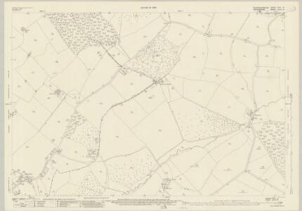 Buckinghamshire XXVI.15 (includes: Boarstall; Horton cum Studley) - 25 Inch Map