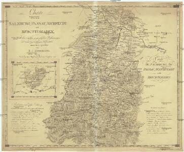 Charte von Salzburg, Passau, Aichstaedt und Berchtesgaden