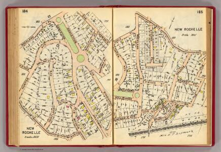 184-185 New Rochelle.