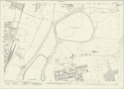 Essex (New Series 1913-) n LXXVII.4 (includes: Chingford; Edmonton All Saints; Tottenham; Walthamstow) - 25 Inch Map